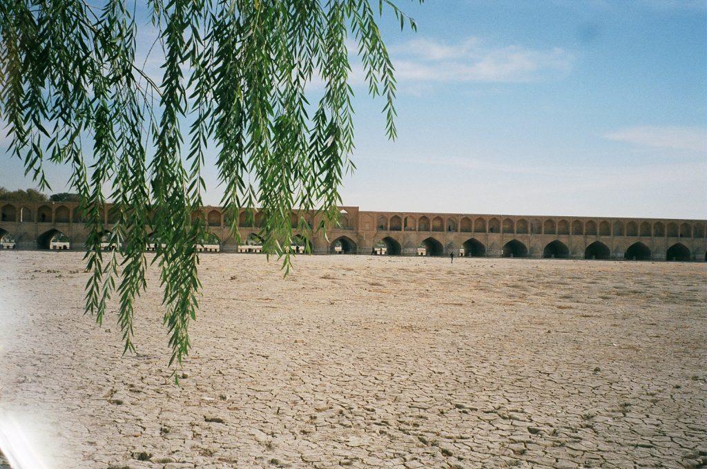 Si-o-se pol, Esfahan, Iran. Fot. S. Dimtchev