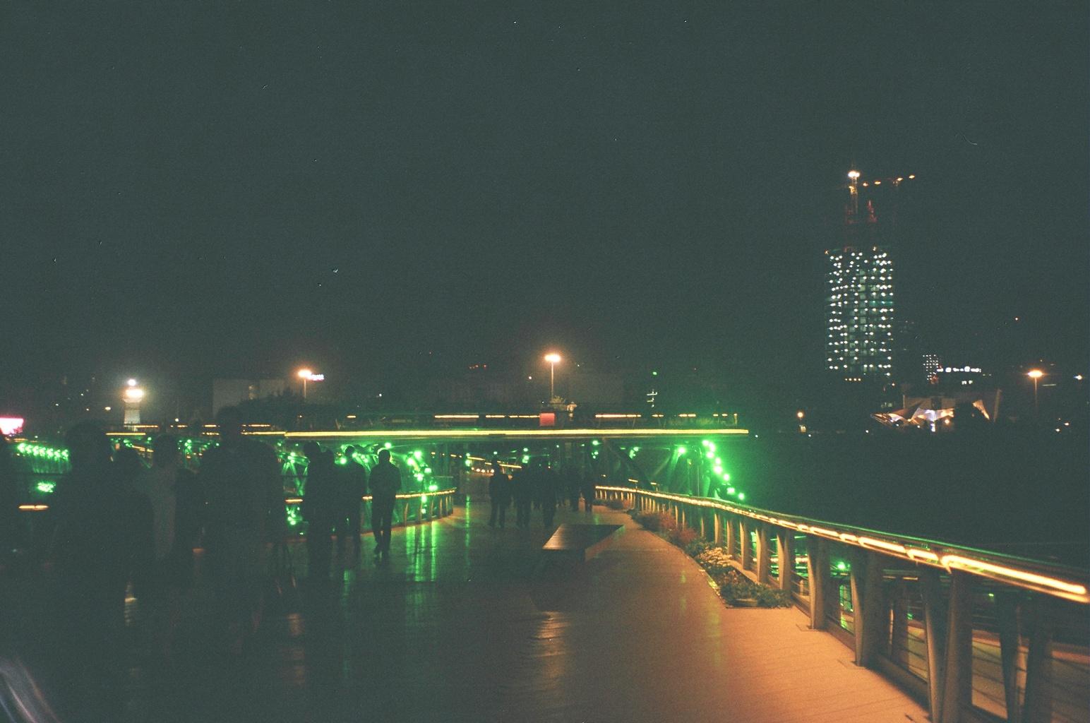 Tabiat bridge, Teheran, Iran. Fot. S.Dimtchev