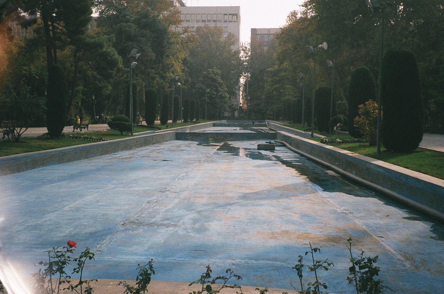 Park-e Shahr, Teheran, Iran. fot. S. Dimtchev