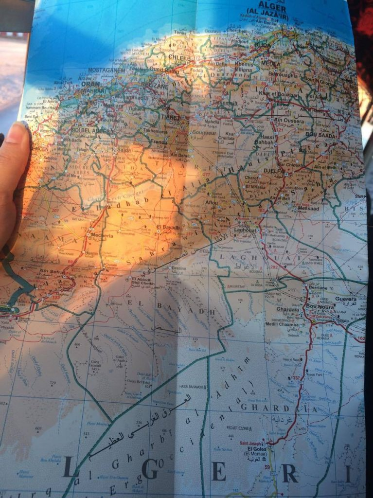 Mapa_Algierii