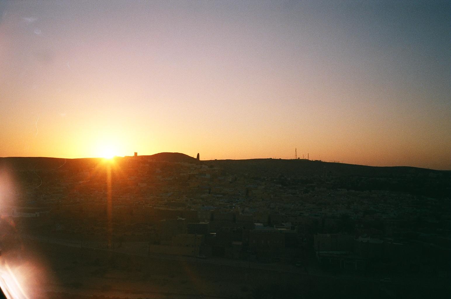 słońce_Ghardaia