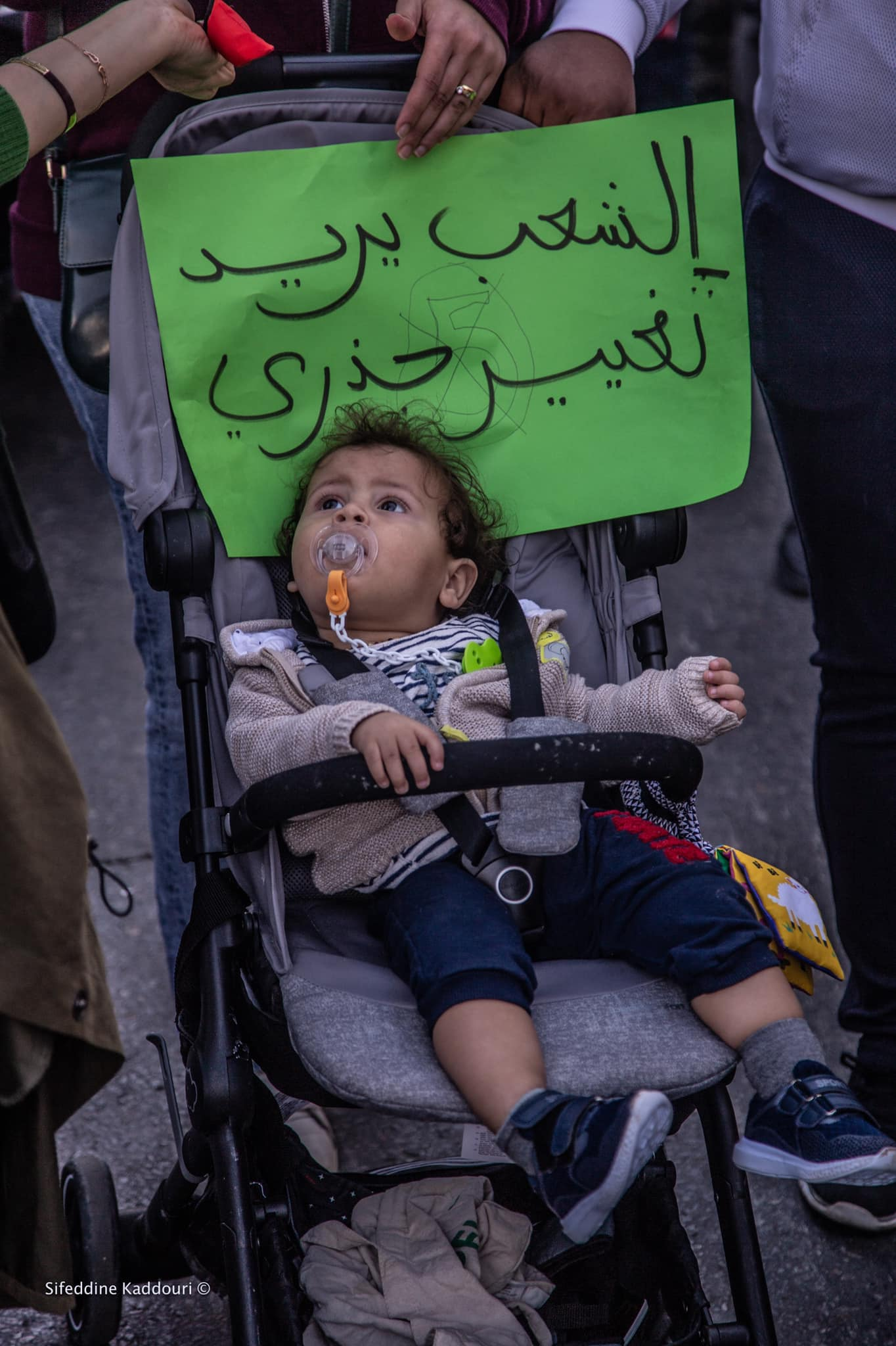 Protesty w Oranie, Algieria